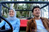 Jadwal tayang film 'Notebook' Amanda Rawles dan Dimas Anggara