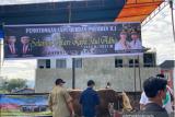 President Joko Widodo Donated 1,2 Ton Sacrifices Cow to Masjid Raya Sumbar
