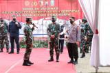 Panglima TNI: Kiai berperan penting membantu pemerintah tanggulangi COVID-19