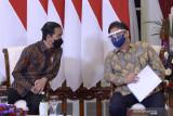 Presiden Jokowi: Pemerintah butuh dukungan pemikiran dan gagasan ekonom