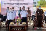 Anggota DPD Dapil Sultra tinjau kegiatan padat karya di Kolaka