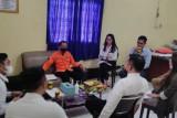 BPBD Mamuju berkoordinasi dengan perbankan untuk penyaluran dana gempa Sulbar