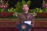 Presiden Jokowi dengarkan keluh kesah peternak di Istana Negara