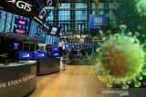 Saham-saham Wall Street tergelincir, klaim pengangguran jatuh ke terendah 18 bulan