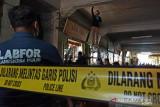 Polisi: Seorang terkena tembakan dalam perampokan toko emas di Medan