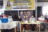 Wakil ketua komisi III gelar vaksinasi dalam reses