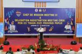 KONI berharap CdM Meeting III dimanfaatkan untuk pemantapan PON XX Papua