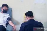 HUT ke-53, BPJS Kesehatan Cabang Solok gelar donor darah