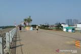 Pantai Maju daya tarik wisata olahraga warga Jakarta