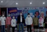 BRI Wilayah Padang gelar vaksinasi gratis untuk seribuan pelajar