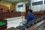 Hakim menunda sidang korupsi mantan Kadistanbun NTB