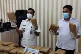 BNNP Lampung gagalkan peredaran 50 paket ganja