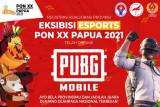 Lima provinsi lolos babak utama cabor esport PES PON Papua