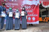 Satgas Covid-19 di Balikpapan targetkan vaksinasi 68.000 pelajar