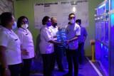 PMD Sarai minta BUMDES Depe Mandiri profesional kelolah depot air minum