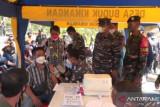 Lantamal XIII Vaksinasi COVID-19 di Krayan, Perbatasan Malaysia