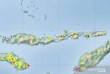 BMKG sebut tujuh titik panas muncul di wilayah NTT