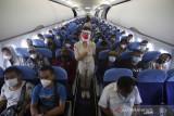 Persyaratan penerbangan di Bandara AP II pada PPKM wilayah Jawa dan Bali