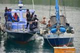 DJBC dan 4 instansi kerja sama operasi laut interdiksi terpadu