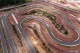 PON XX Papua - Emas road race modifikasi beregu milik tuan rumah