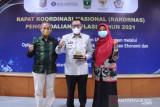 Tanah Datar raih TPID award kategori kabupaten berprestasi untuk wilayah Sumatera