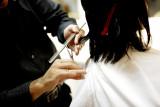 Potong rambut bantu atasi rambut rontok