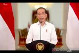 Presiden RI Joko Widodo paparkan 3 strategi besar ekonomi dan bisnis Indonesia