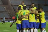 Brazil vs Argentina bakal ditonton langsung 12 ribu suporter