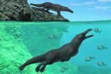Ilmuwan temukan fosil paus berkaki empat di Mesir