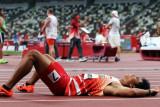 Saptoyoga sabet perunggu nomor 100 meter Paralimpiade Tokyo