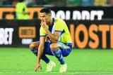 Allegri: Ronaldo sudah tidak berniat bertahan di Juventus