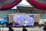 Menko Perekonomian Airlangga  lepas ekspor biji kakao andalan Sulawesi Tengah