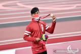 Sprinter Saptoyogo berharap tampil maksimal di final