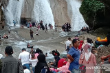 Wisata alam Bantimurung tetap dibuka dengan protokol kesehatan ketat