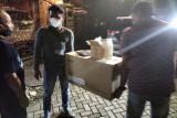 Polisi geledah rumah AH pengaku utusan Presiden Joko Widodo
