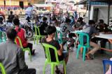 Tak gunakan masker, 45 warga Palangka Raya diberi sanksi