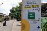 Pemkot Mataram meminta 325 lingkungan pasang spanduk zonasi COVID-19