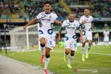 Inter taklukkan Verona 3-1, Correa sumbang dua gol