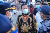 Plt Gubernur Sulsel dan Bupati Sinjai bahas pengadaan listrik Pulau Sembilan
