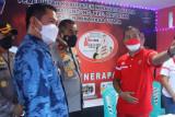 Wakapolda Sulut gelar pertemuan dengan Forkopimda Minut dan tinjau Kampung Tangguh Paslaten