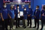 Tiga kandidat daftar calon Ketua DPD Demokrat Kepri