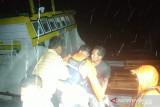 Basarnas sebut delapan penumpang kapal bocor di perairan Buton selamat