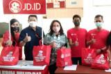 JD.ID bagikan 10 ribu paket bansos untuk warga terdampak COVID di Semarang