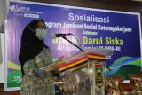 Darul Siska imbau masyarakat Sijunjung daftar BPJAMSOSTEK