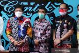 57,23 petugas medis di Palangka Raya sudah divaksin booster