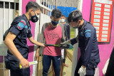 Petugas Lapas Rajabasa temukan benda terlarang di kamar hunian warga binaan