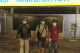 Imigrasi Bali deportasi WNA asal Amerika karena terlibat kasus pidana