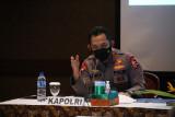 Kapolri Jenderal Listyo: Penanganan COVID-19 di Papua perlu langkah luar biasa