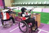 Para-menembak optimistis  melaju hingga final Paralimpiade Tokyo