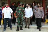 Tinjau venue PON XX Papua, Kapolri pastikan pengamanan dan prokes ketat